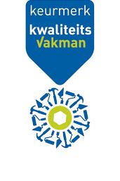 Logo Keurmerk Kwaliteitsvakman
